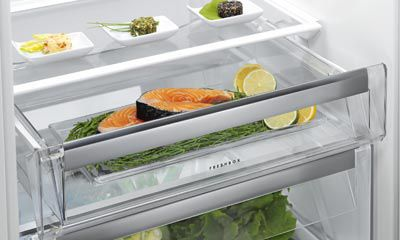 Aeg Kühlschrank Qualität : Aeg: kühlschrank mit customflex küchenfachhändler isenbüttel